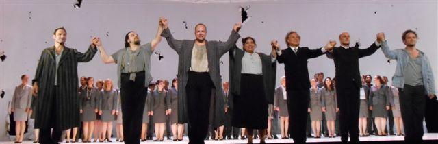 Chor im Theater an der Wien